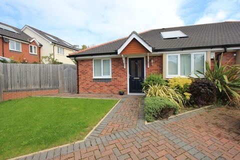 2 bedroom semi-detached bungalow for sale - 49 Parc Castell, Llandudno Junction LL31 9GH