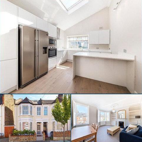 3 bedroom flat for sale - Lysia Street, London, SW6