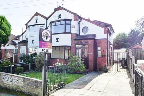 3 bedroom semi-detached house to rent - Windsor Road, Prestwich