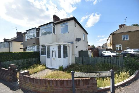 3 bedroom semi-detached house to rent - Fourth Avenue, Luton