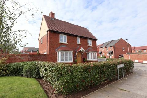 3 bedroom detached house for sale - Loachbrook House, Hornbeam Walk, Congleton