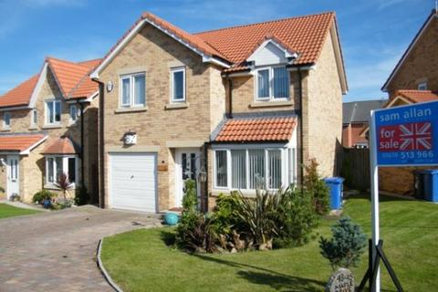 4 bedroom detached house for sale - Maple Drive, Widdrington Station