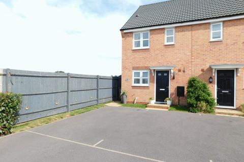 2 bedroom semi-detached house for sale - Merlin Road, Thurmaston, Leicester