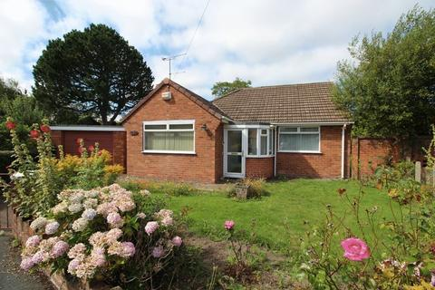 2 bedroom detached bungalow for sale - Stansty Drive, Wrexham