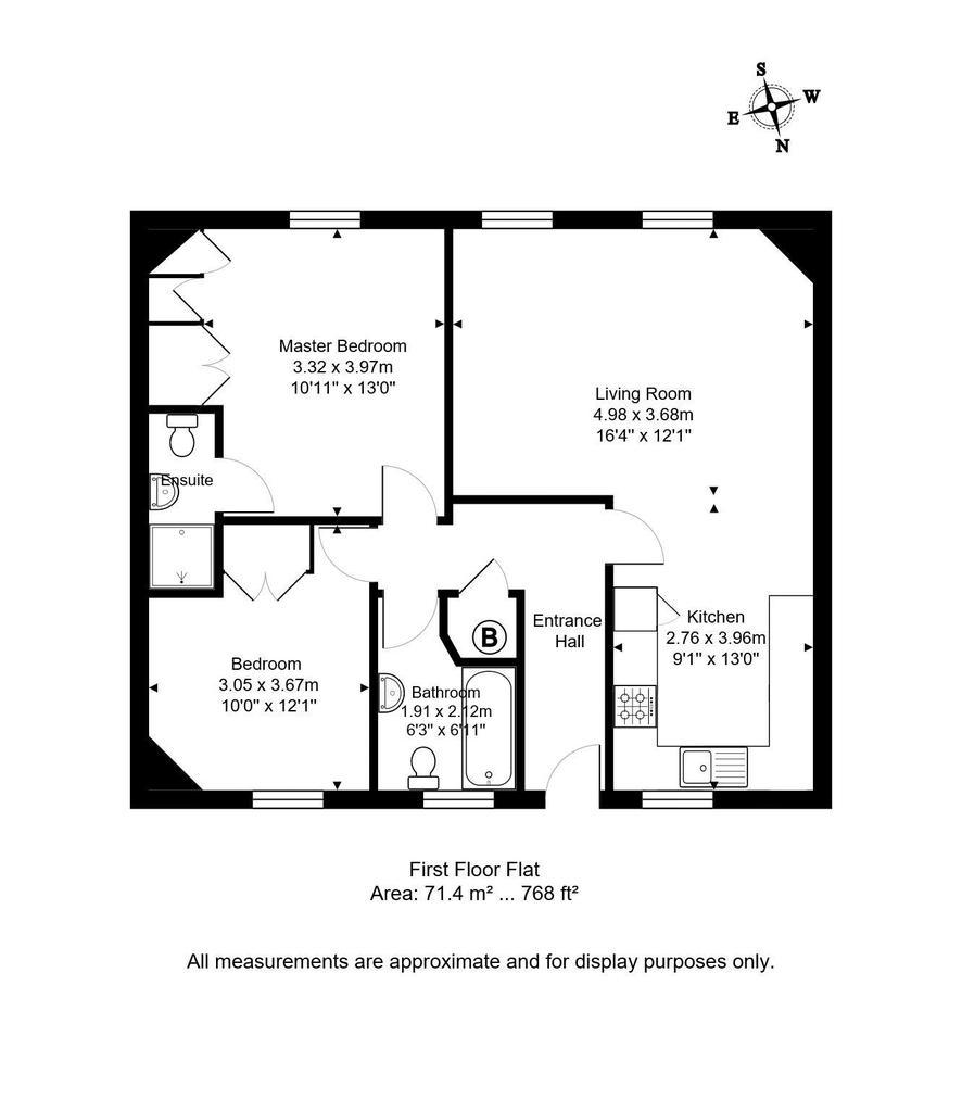 Floorplan: North Street