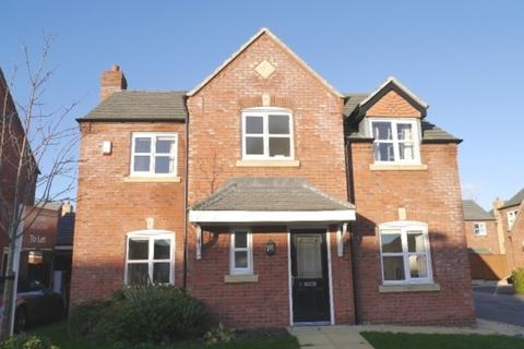 4 bedroom detached house to rent - Rossiter Close, Melton Mowbray