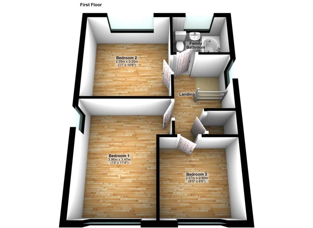 Floorplan 2 of 2: 24 Leamington Rd, Luton   Floor 1.jpg