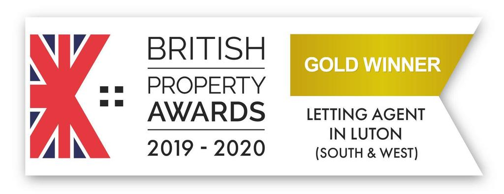 British Property Award   Gold Winners