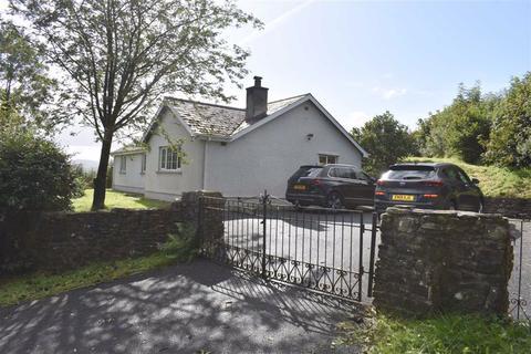 3 bedroom detached bungalow for sale - Llanwenog, Llanybydder