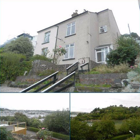 3 bedroom semi-detached house for sale - Brixham Rd, Kingswear, TQ6