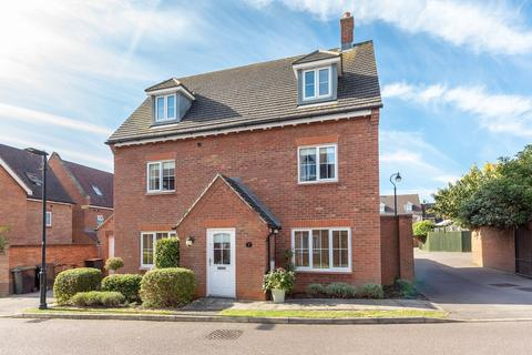 5 bedroom detached house for sale - Gibbards Close, Sharnbrook, MK44