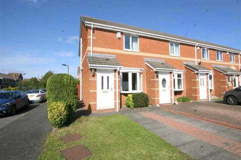 2 bedroom semi-detached house for sale - Locksley Close, North Shields, Tyne & Wear, NE29