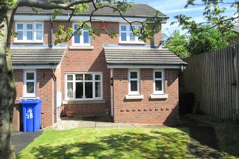 3 bedroom semi-detached house to rent - JOHN RHODES WAY, TUNSTALL, STOKE-ON-TRENT