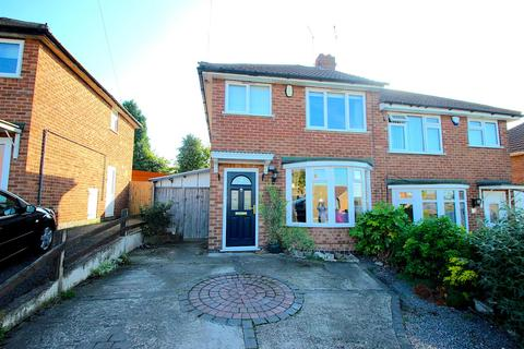 3 bedroom semi-detached house for sale - Dorset Avenue, Glenfield