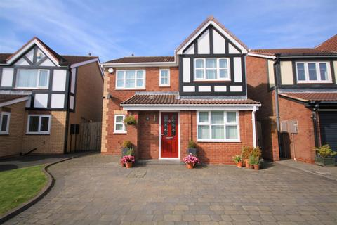 4 bedroom detached house for sale - Falstone Drive, Chester Le Street