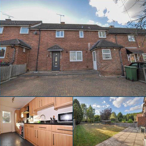 3 bedroom terraced house to rent - Trumpington Drive, St. Albans