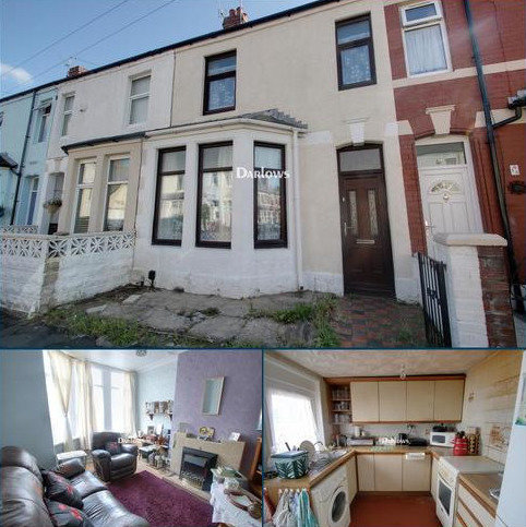 2 bedroom terraced house for sale - Nottingham Street, Cardiff