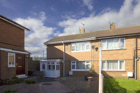 2 bedroom semi-detached house for sale - Patton Way, Pegswood, Morpeth