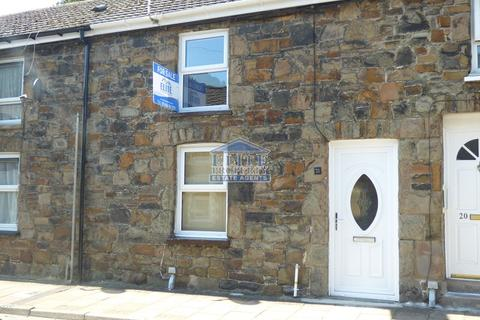 2 bedroom terraced house for sale - Llewellyn Street, Ogmore Vale, Bridgend . CF32 7BY