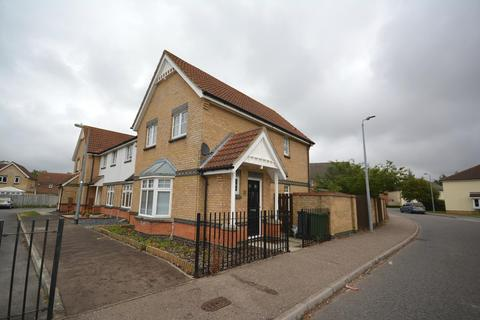 3 bedroom end of terrace house for sale - Gulls Croft, Braintree, Essex, CM7