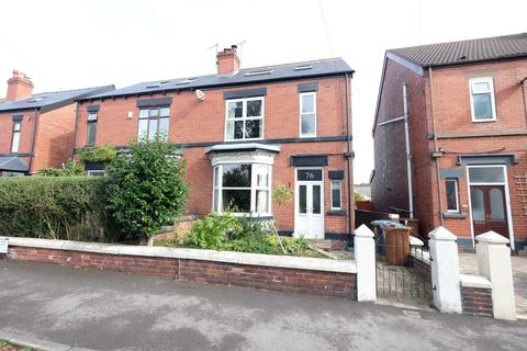 4 bedroom semi-detached house for sale - Holmhirst Road, Woodseats, Sheffield, S8 0GW
