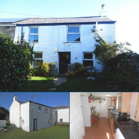 3 bedroom end of terrace house to rent - St Just, TR19