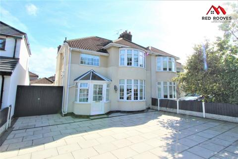 3 bedroom semi-detached house for sale - Queens Drive, Wavertree, L15