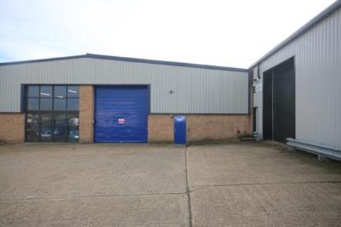 Industrial unit to rent - Unit 4, Brunel Gate, West Portway Industrial Estate, Andover
