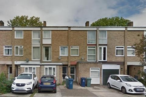 1 bedroom terraced house to rent - Harefields,  Cutteslowe,  OX2
