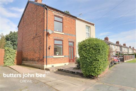 2 bedroom semi-detached house for sale - Underwood Lane, Crewe