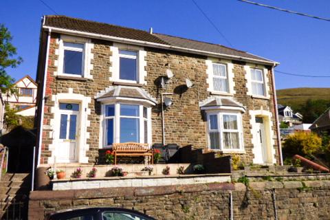 3 bedroom semi-detached house for sale - Mount Pleasant, Blaengarw, Bridgend CF32