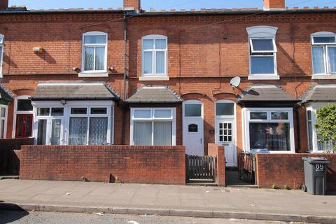 3 bedroom terraced house for sale - Woodstock Road, Handsworth, Birmingham, B21 9JA