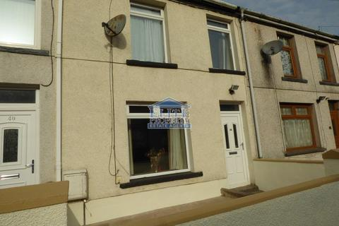 2 bedroom terraced house to rent - Oakfield Terrace, Nantymoel, Bridgend . CF32 7SS