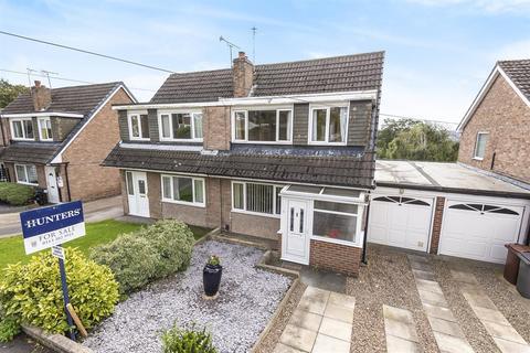 3 bedroom semi-detached house for sale - Woodlea Close, Yeadon, Leeds, LS19 7LP