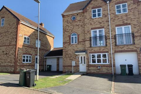 4 bedroom end of terrace house to rent - Willow Herb Close, Oadby, LE2