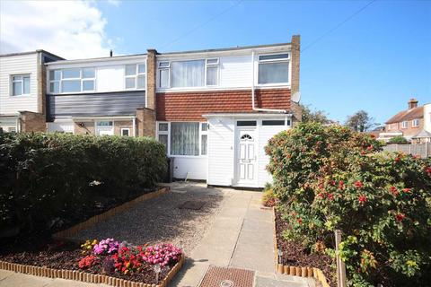 3 bedroom end of terrace house for sale - Vineries Close, Worthing.