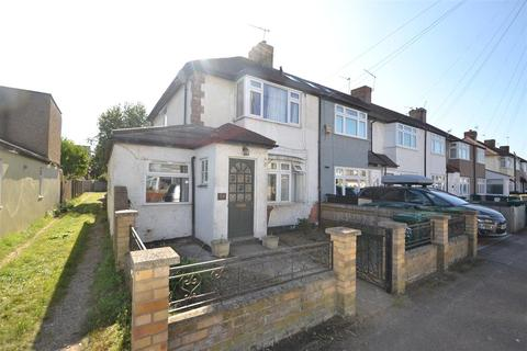 3 bedroom end of terrace house for sale - Ravensbourne Avenue, Stanwell