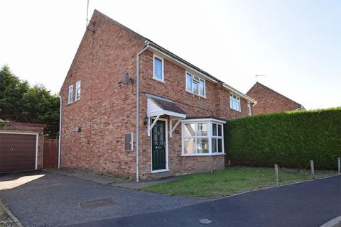 3 bedroom semi-detached house for sale - Buckingham Close, North Wootton