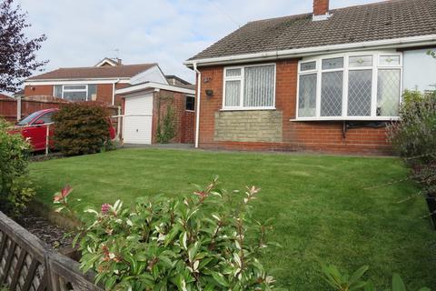 2 bedroom semi-detached bungalow to rent - Wraggs Lane, Biddulph Moor
