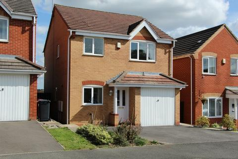 3 bedroom detached house for sale - 8 Ashton Road, Clay Cross