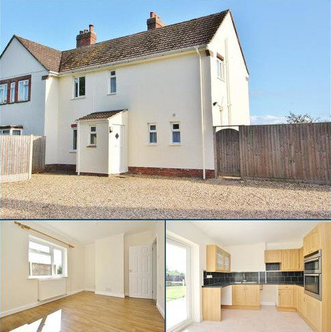 3 bedroom semi-detached house to rent - Elms Close, Broadway, Ilminster, Somerset, TA19