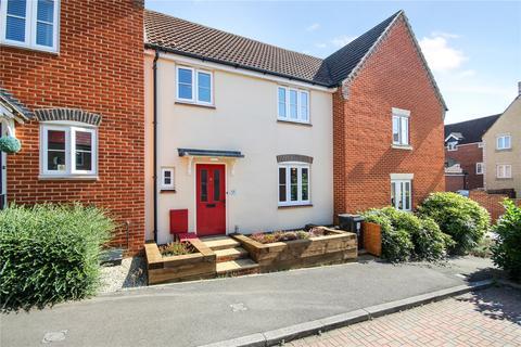 3 bedroom terraced house for sale - Tippett Avenue, Swindon, Wiltshire, SN25