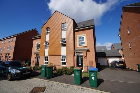 4 bedroom semi-detached house to rent - Canal View, Canley, Coventry, CV1 4LQ