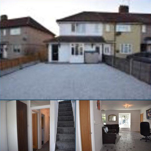 3 bedroom semi-detached house to rent - Bellhouse Road, Romford