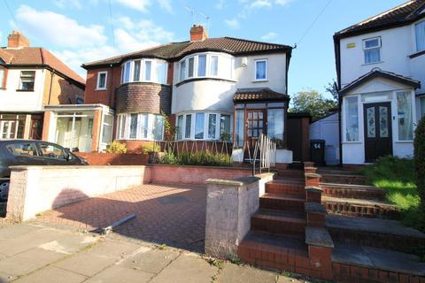 3 bedroom semi-detached house for sale - Marsham Road, Birmingham