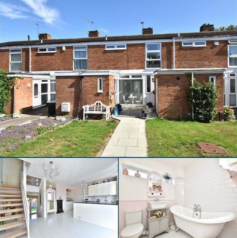 3 bedroom terraced house to rent - Speldhurst Close, Bromley