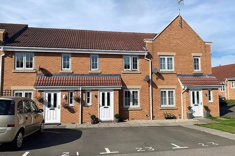 3 bedroom terraced house for sale - Russet Way, Melton Mowbray