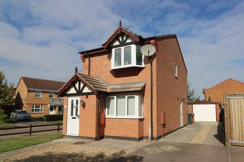 3 bedroom detached house for sale - Marigold Crescent, Melton Mowbray