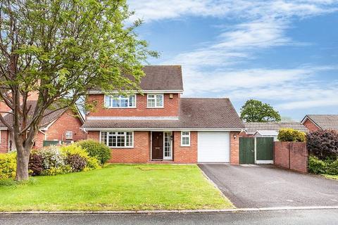 3 bedroom detached house for sale - Blackshaw Close, Mossley, Congleton