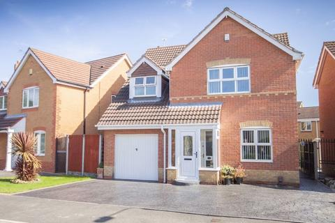 4 bedroom detached house for sale - LAWNLEA CLOSE, SUNNYHILL